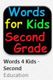 Words For 2nd Grade