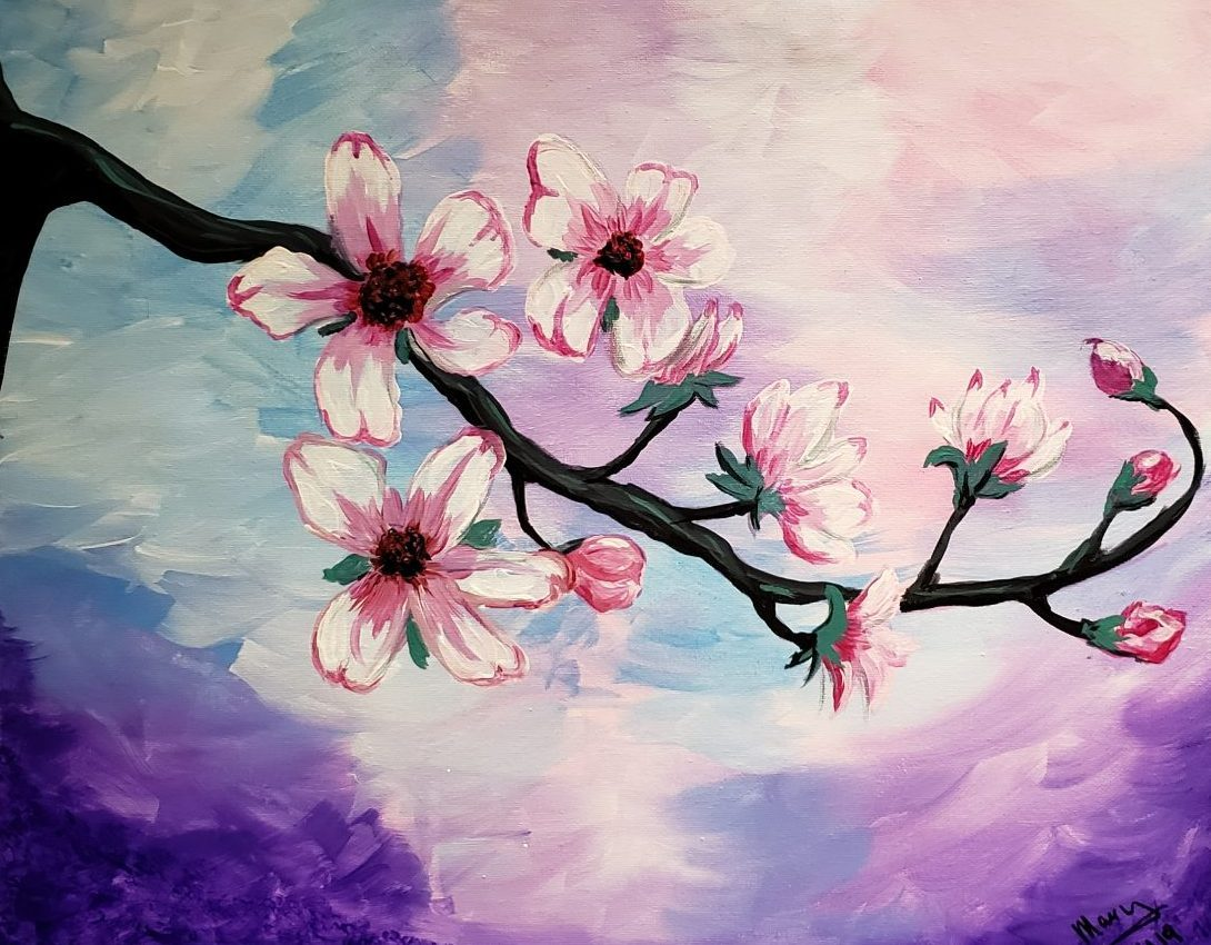 Painting Party At WillowTree Support