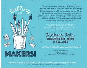 Makers Fair BVSW